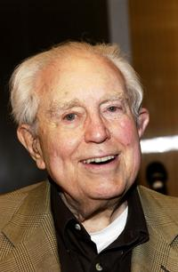 Composer Elliott Carter in 2004