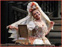 Danielle De Niese as Susanna in 'Marriage of Figaro'