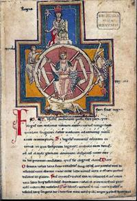 The Wheel of Fortune from 'Carmina Burana'