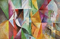 Three Windows by Robert Delaunay