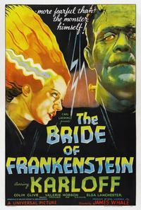 'The Bride of Frankenstein'