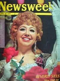 Beverly Sills in Newsweek