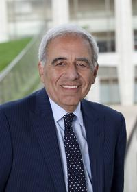 Reynold Levy, president of Lincoln Center