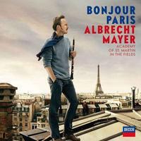 Albrecht Mayer's Bonjour Paris