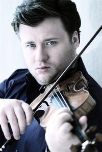 Andrey Baranov, violinist