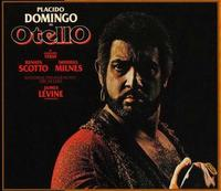 Placido Domingo as Otello in a 1970s recording