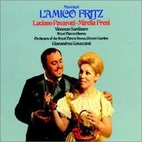 Luciano Pavarotti & Mirella Freni