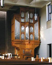 1999 Richards, Fowkes organ at Westminster Presbyterian Church, Knoxville, Tennessee