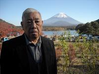 Yamada Yoshifumi was a volunteer firefighter and has collected several bodies from Aokigahara