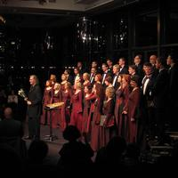 Tõnu Kaljuste and the Latvian National Choir