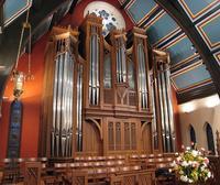 2007 Casavant Frères organ