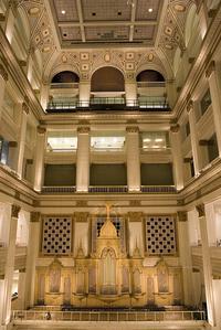Wanamaker Organ, Philadelphia