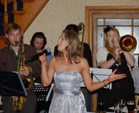 wedding band and singer