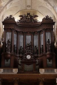 1862 Cavaillé-Coll organ at Église Saint-Sulpice in Paris