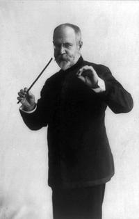American composer John Philip Sousa.