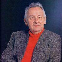 Henryk Górecki photographed in 1993