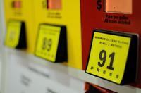 gas pump, octane