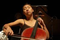 Cellist Jean Kim