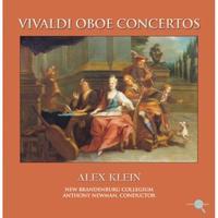 Alex Klein Oboe Concertos