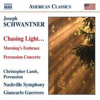 Nashville Symphony Orchestra plays Joseph Schwantner
