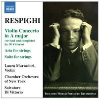 The Chamber Orchestra of New York Plays Respighi