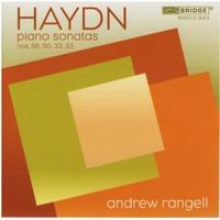 Andrew Rangell plays Haydn sonatas