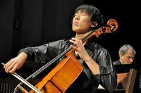 Cellist Taeguk Mun