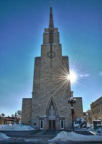 Cathedral of St. Joseph the Workman in La Crosse, Wis.