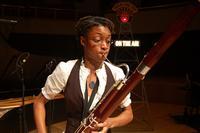Bassoonist Sandra Bailey
