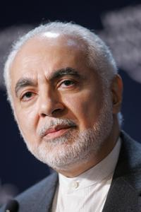 Imam Feisal Abdul Rauf, Founder and Chairman of the Cordoba Initiative USA attends the session 'Ancient Wisdom on Modern Questions' at the World Economic Forum in Davos 29 January 2006.