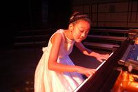 Pianist Victoria Young
