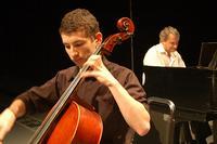 Cellist Nikita Annekov