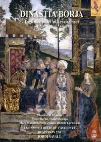 Jordi Savall's The Borgia Dynasty