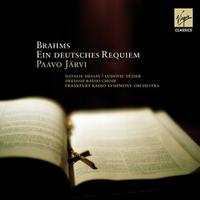Paavo Jarvi conducts Brahms Requiem
