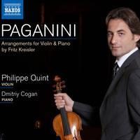 Philippe Quint: Paganini arrangements