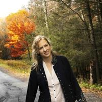 Folk musician Ana Egge.