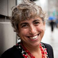 News Staff: Andrea Bernstein (Cropped)