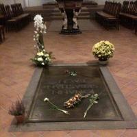 Bach's Grave