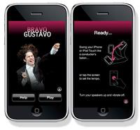 Bravo Gustavo iPhone app