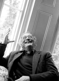 Alfred Brendel, admired for his Beethoven piano sonata cycle