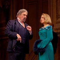 Peter Rose and Renée Fleming in Strauss' <em>Capriccio</em>