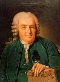 Portrait of Carl von Linné (Carolus Linnaeus)