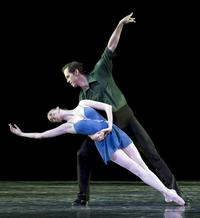 Ballet Next founders Charles Askegard and Michele Wiles