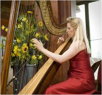 Claire Jones, the Official Harpist for His Royal Highness the Prince of Wales, will perform as part of the upcoming royal wedding.