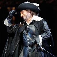 Plácido Domingo as Cyrano de Bergerac