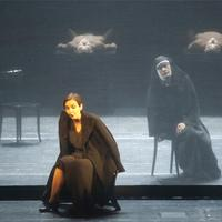 Dialogues of the Carmelites at Deutsche Oper Berlin: Julia Juon, Rachel Harnisch, Ulrike Helzel