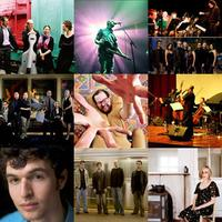 Ecstatic Music Festival performers
