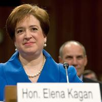 U.S. Supreme Court nominee Elena Kagan appears before the Senate Judiciary Committee for her confirmation hearing on Capitol Hill in Washington, D.C.