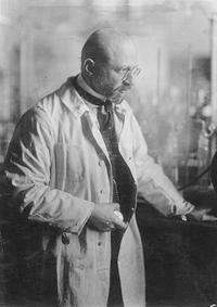 Fritz Haber, 1905