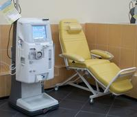Dialysis machine from INNONOVA